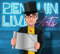 Patrik Kuffs LIVE ACT (Penguin LIVE)