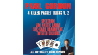 Paul Gordon's 4 Killer Packet Tricks Vol. 2