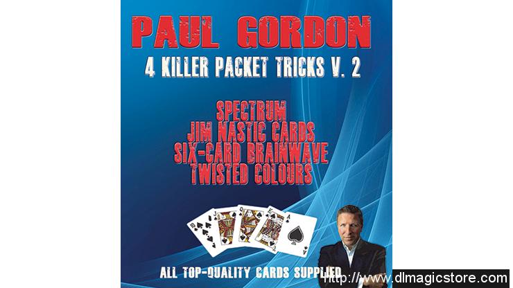 Paul Gordon's 4 Killer Packet Tricks Vol. 2