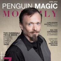 Penguin Magic Monthly – April 2017