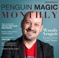 Penguin Magic Monthly: December 2017 (Magazine)
