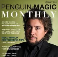Penguin Magic Monthly: January 2018 (Magazine)