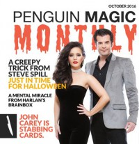 Penguin Magic Monthly – October 2016
