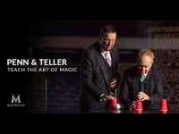 Penn & Teller Teach the Art of Magic MasterClass