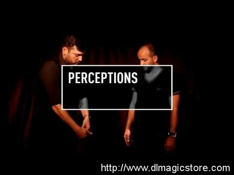 Perceptions By Eric Roumestan