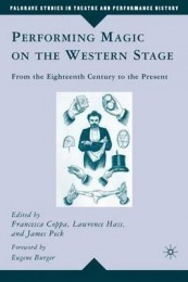 Performing Magic on the Western Stage by Palgrave Macmillan & Eugene Burger