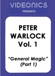 Peter Warlock Vol. 1 – General Magic (Part 1)