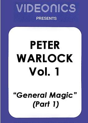 Peter Warlock Vol. 1 – General Magic (Part 1)