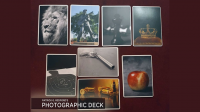 Photographic Deck Project Set by Patrick Redford (Gimmicks Not Included)