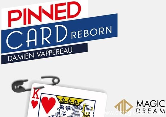Pinned Card Reborn by Damien Vappereau