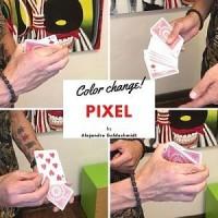 Pixel Change by Alejandro Goldschmidt (Instant Download)