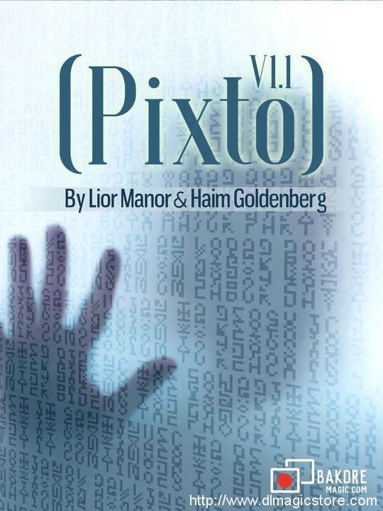 Pixto v1.1 by Lior Manor & Haim Goldenberg