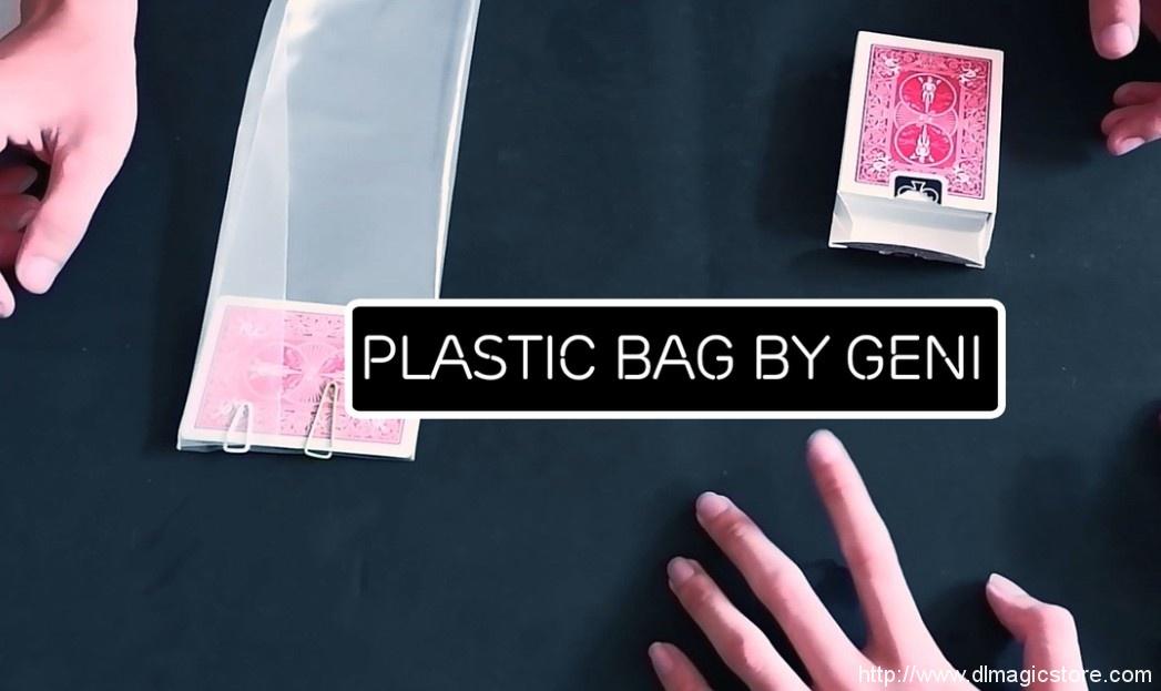 Plastic Bag by Geni