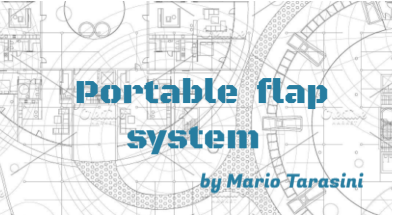 Portable Flap System by Mario Tarasini