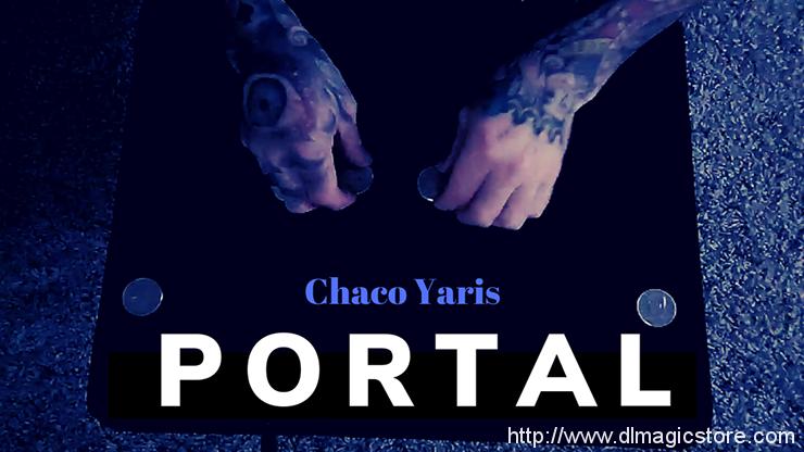 Portal by Chaco Yaris and Alex aparicio (Instant Download)