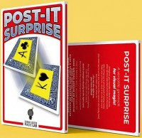 Post It Surprise by Sonny Boom (Gimmick Not Included)