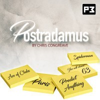 Postradamus by Chris Congreave