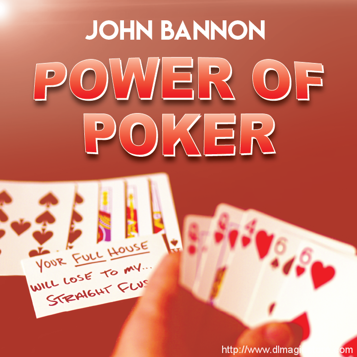 Power of Poker by John Bannon (Instant Download)