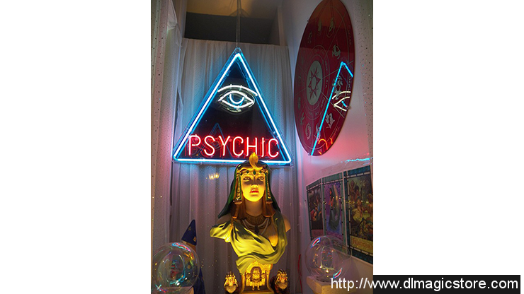 Private Medium & Fortune Tellers Secret Psychic Cold Reading Notebooks by Nathan Demdyke Mixed Media
