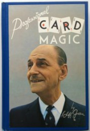 Professional Card Magic written by Cliff Green
