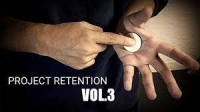 Project Retention Vol 3 by Rogelio Mechilina Instant Download