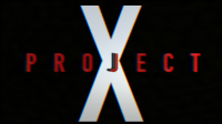 Project X by Kareem Ahmed (Instant Download)