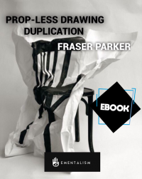 Prop-less Drawing Duplication by Fraser Parker