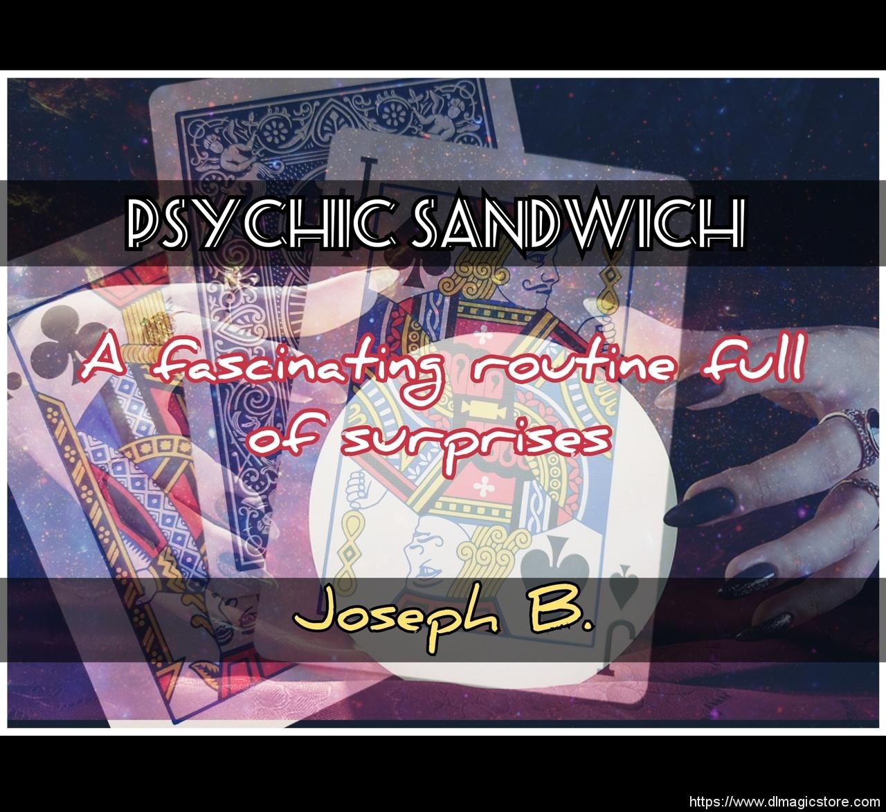 Psychic Sandwich by Joseph B