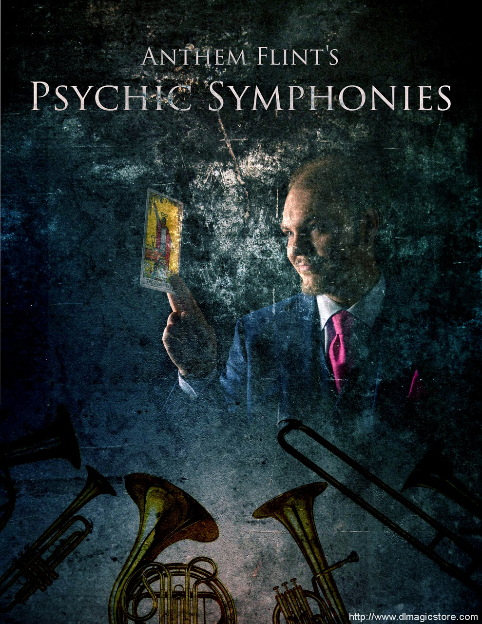 Psychic Symphonies by Anthem Flint (ebook) (Instant Download)