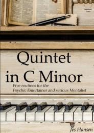 Quintet in C Minor By Jes Hansen