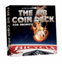 RB Coin Deck Ultra by Rob Bromley & Alakazam Magic