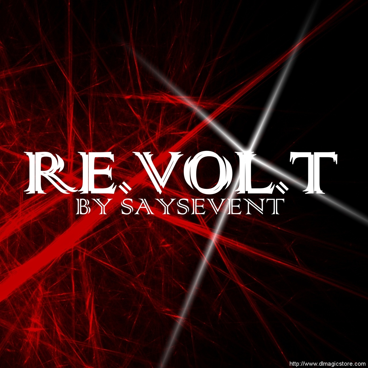 REVOLT by SaysevenT (Instant Download)