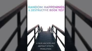 Random Happenings by Ryan Schlutz (Gimmick Not Included)