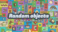 Random objects by Mario Tarasini