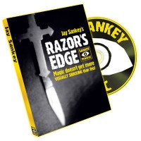 Razor's Edge by Jay Sankey (Gimmick Not Included)