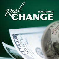 Real Change by Juan Pablo (Instant Download)
