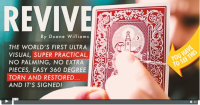 Revive by Duane Williams – Ellusionist