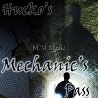 The Mechanic's Pass by Richard Hucko