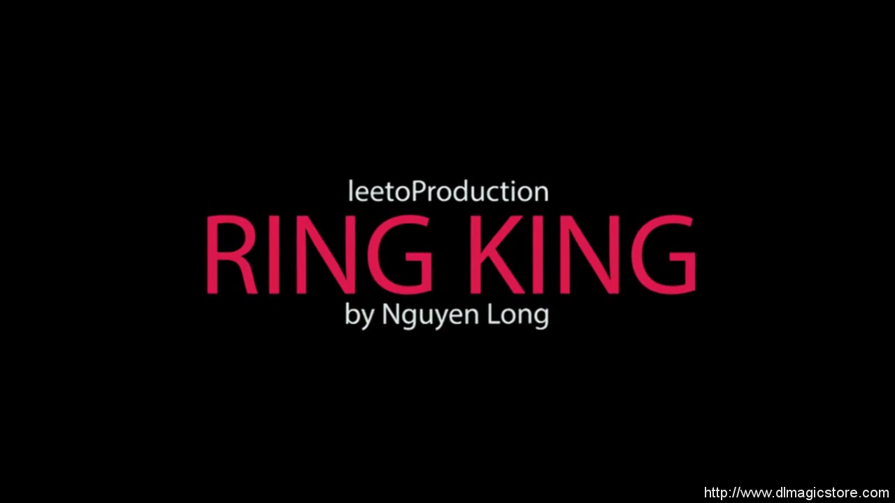 Ring King by Nguyen Long (Instant Download)