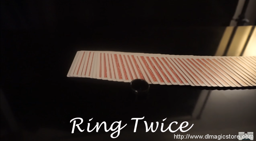 Ring Twice by Justin Miller