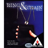 Ring and Chain by Astor Magic