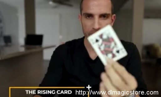 Rising Card by Stephane Vanel