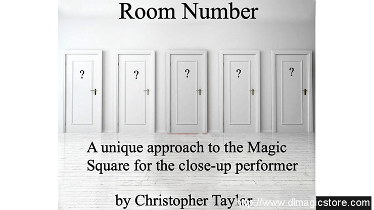 Room Number by Christopher Taylor