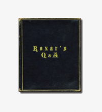 Roxar's Q&A by Docc Hilford