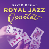 Royal Jazz Quartet by David Regal (Instant Download)