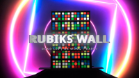 Rubik's Wall by Bond Lee & MS Magic (Gimmick Not Included)