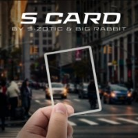 S Card by S-zotic & Big Rabbit
