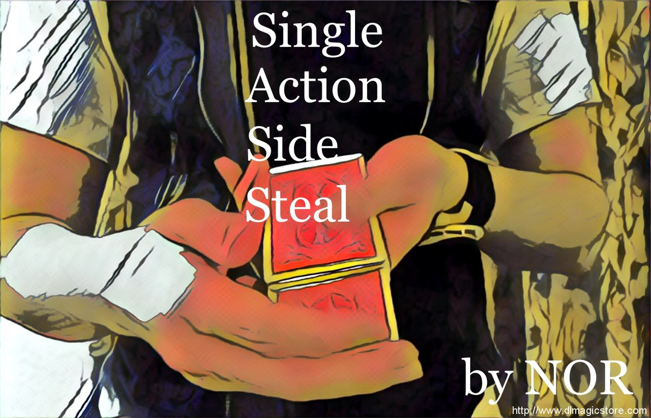 S.A.S.S: Single Action Side Steal by NOR (Instant Download)