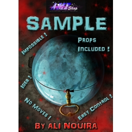 SAMPLE by Ali Nouira