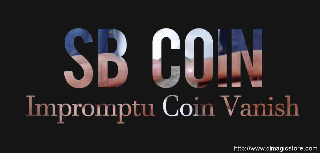 SB Coin by Sanchit Batra (Instant Download)